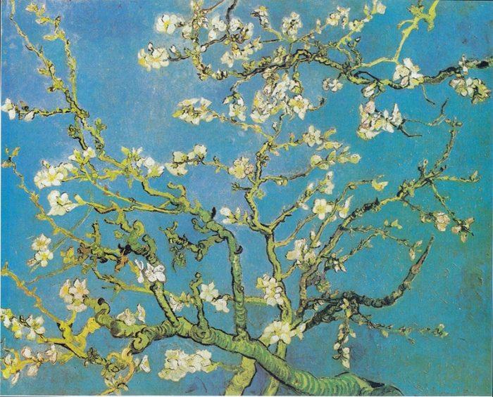 「花咲くアーモンド」1890
