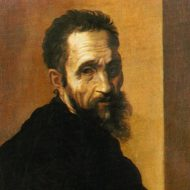 portrait_Michelangelo