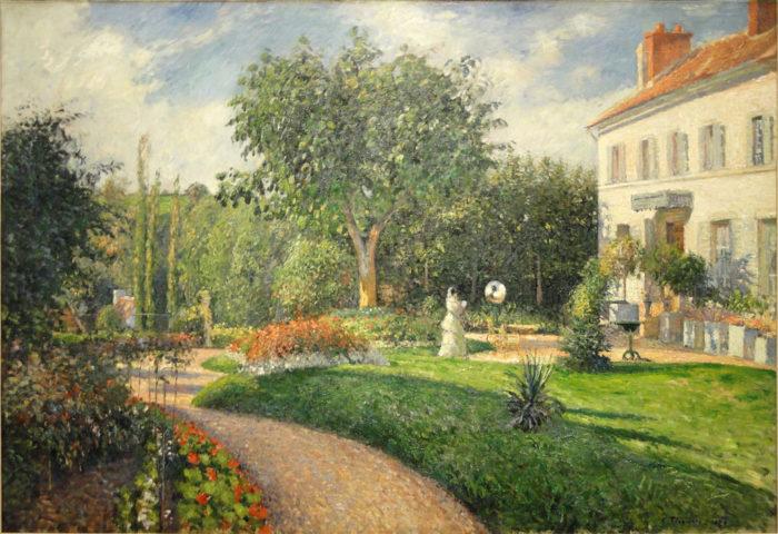 マチュランの庭、ポントワーズ