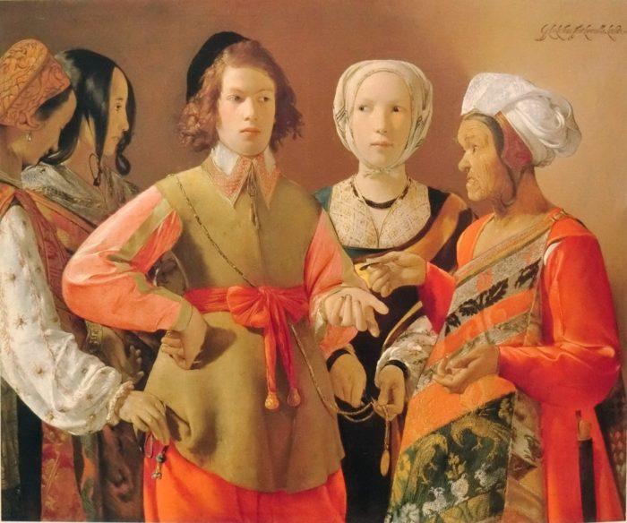 1630年 102×123㎝ ニューヨーク メトロポリタン美術館蔵