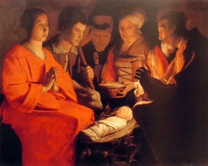 1644~47年頃 107×137㎝ ルーブル美術館蔵