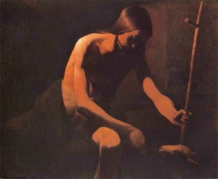 81×101㎝ ヴィック=シュル=セイユ ジョルジュ・ド・ラ・トゥール美術館蔵