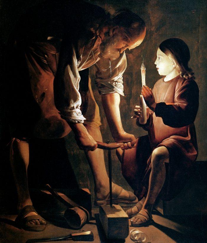 1640年ごろ 137×102㎝ ルーブル美術館蔵